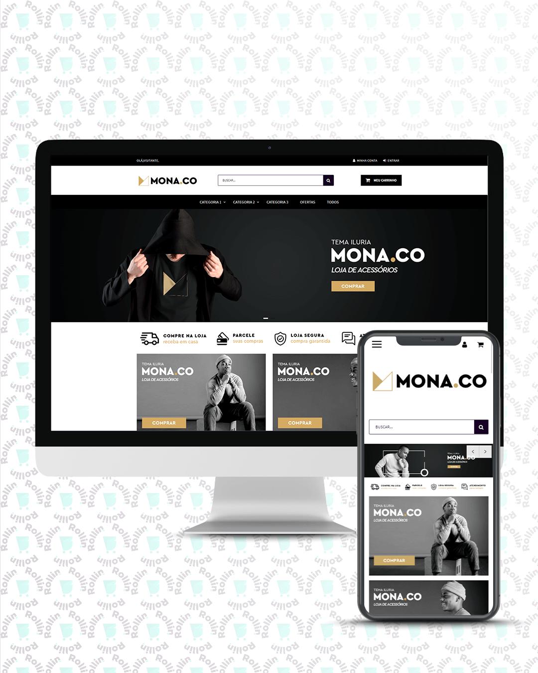 Tema Iluria - Monaco