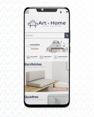 Tema Iluria - Art Home