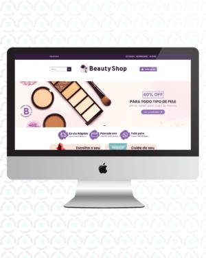 Tema Iluria - Beauty Shop